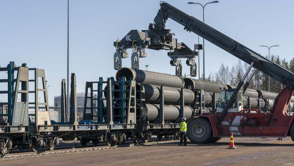 Nord Stream-2 - Sputnik Việt Nam