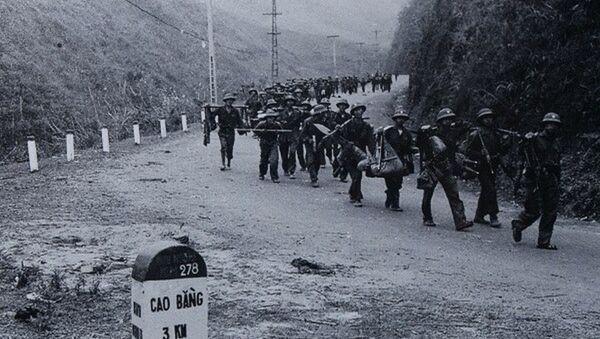 Chiến tranh biên giới tháng 2 năm 1979 đã được đưa vào tập 14 trong bộ Lịch sử Việt Nam được Viện Hàn lâm Khoa học Xã hội Việt Nam phát hành. - Sputnik Việt Nam