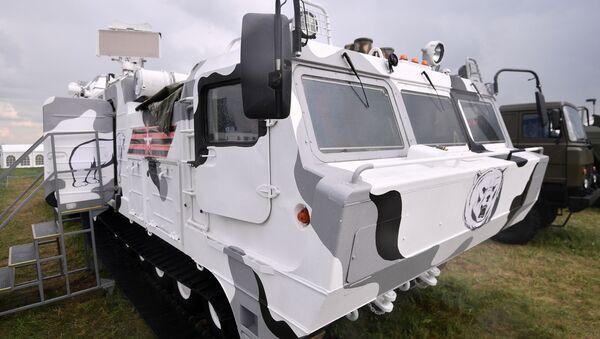 Tor-M2DT - Sputnik Việt Nam