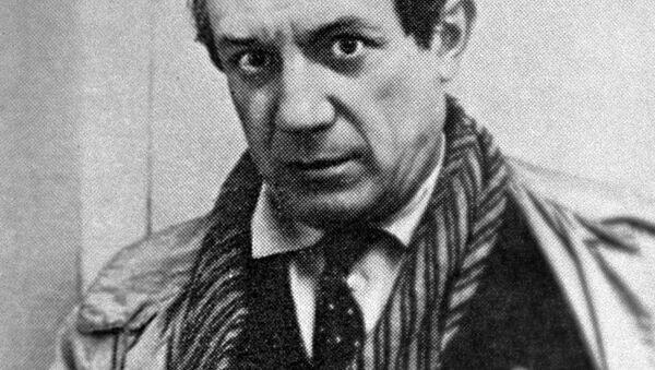 Pablo Picasso - Sputnik Việt Nam