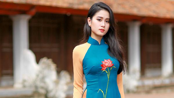 Cô gái Việt Nam - Sputnik Việt Nam