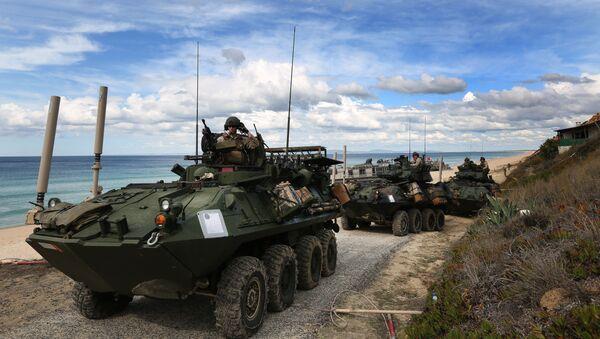 Lực lượng NATO - Sputnik Việt Nam