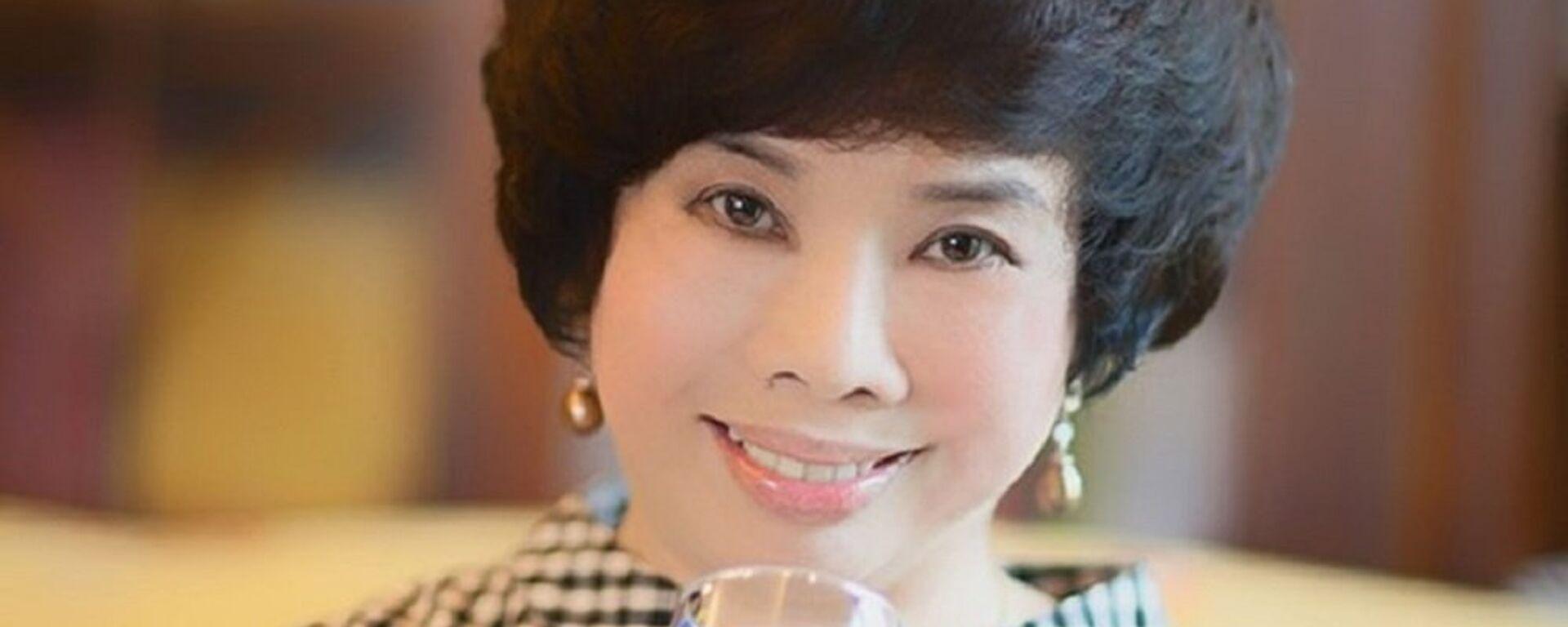 Bà Thái Hương - Sputnik Việt Nam, 1920, 22.08.2018