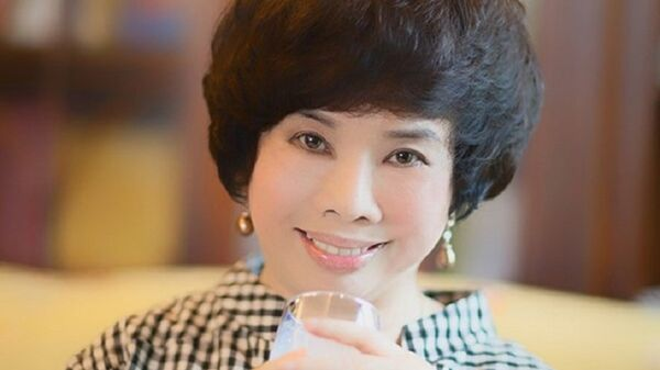 Bà Thái Hương - Sputnik Việt Nam
