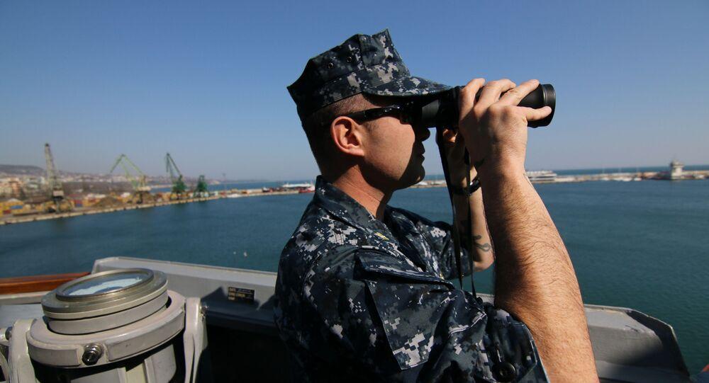 Lực lượng quân sự Hoa Kỳ ở Biển Đen