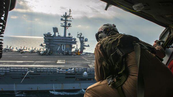 USS Carl Vinson - Sputnik Việt Nam