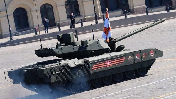 Xe tăng Т-14 Armata - Sputnik Việt Nam