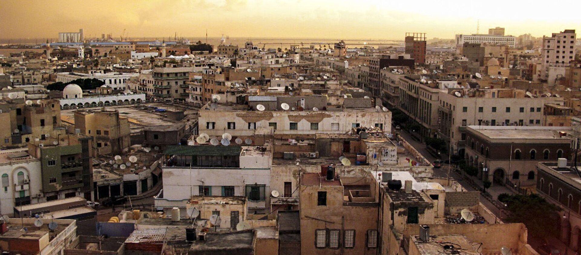 Tripoli, Libya - Sputnik Việt Nam, 1920, 18.06.2020