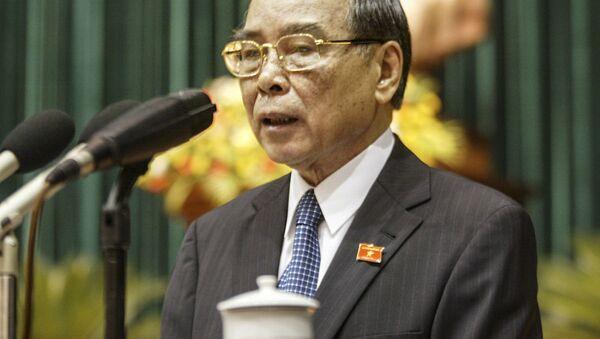 Nguyên Thủ tướng Phan Văn Khải - Sputnik Việt Nam