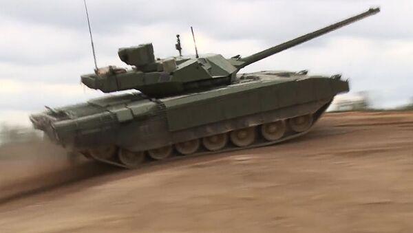Giới thiệu xe tăng T-14 Armata - Sputnik Việt Nam