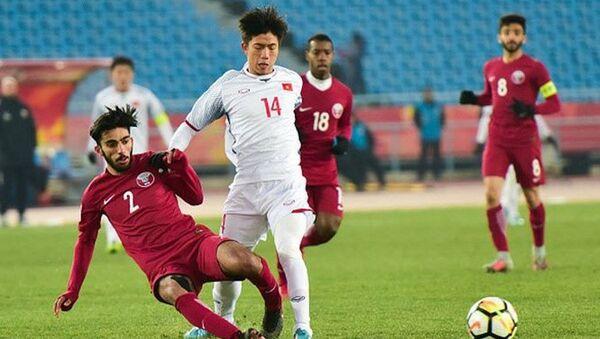 Phan Văn Đức sẽ chơi bóng với tinh thần của U23 Việt Nam - Sputnik Việt Nam
