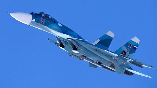 Su-33 - chiến đấu cơ hải quân hạng nặng thế hệ thứ 4. - Sputnik Việt Nam