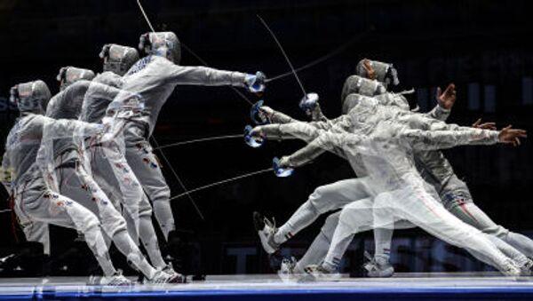 Giải Vô địch thế giới về đấu kiếm - Sputnik Việt Nam