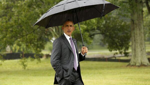 Tổng thống Hoa Kỳ Barack Obama - Sputnik Việt Nam