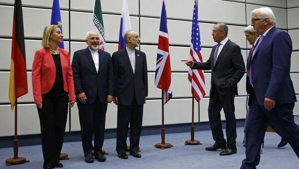 Các thành viên cuộc đàm phán về Iran tại Vienna - Sputnik Việt Nam