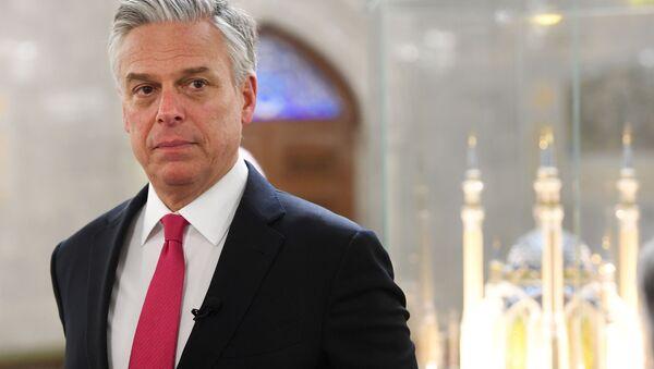 Đại sứ Mỹ tại Nga John Huntsman - Sputnik Việt Nam