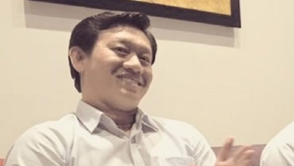 Ông Lê Nguyễn Hưng thời điểm 2016 giữ chức Phó giám đốc Eximbank chi nhánh TPHCM.  - Sputnik Việt Nam