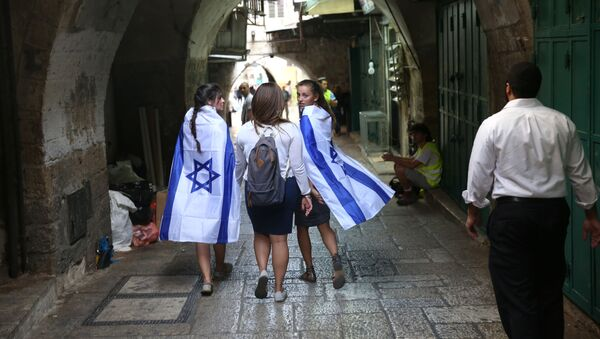 Israel,  Jerusalem - Sputnik Việt Nam