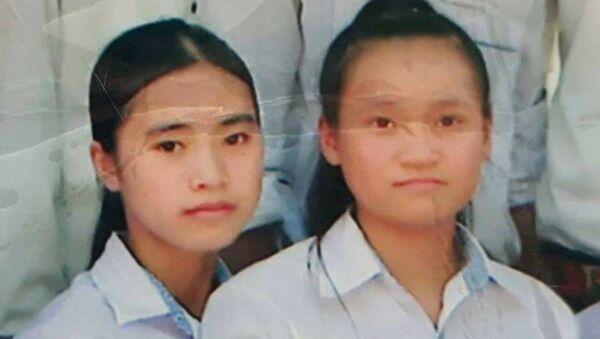 Hai nữ sinh Oanh và Quỳnh cùng mất tích. - Sputnik Việt Nam