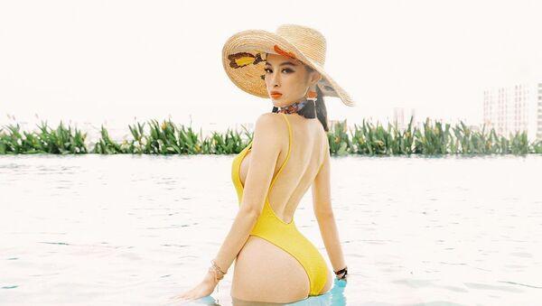 Angela Phương Trinh - Sputnik Việt Nam