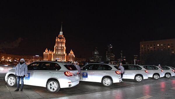Các VĐV Nga đoạt giải tại Thế vận hội Olympic 2018 sẽ được tặng ô tô BMW do nhà máy Kaliningrad Avtotor sản xuất - Sputnik Việt Nam