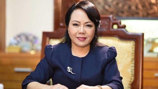 Bộ trưởng Nguyễn Thị Kim Tiến - Sputnik Việt Nam