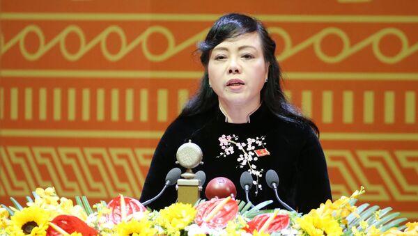Nguyễn Thị Kim Tiến - Sputnik Việt Nam
