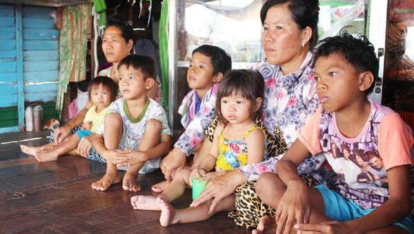 Nhiều thế hệ người gốc Việt sinh ra và lớn lên ở Campuchia vẫn mong được công nhận quốc tịch Campuchia để ổn định cuộc sống - Sputnik Việt Nam