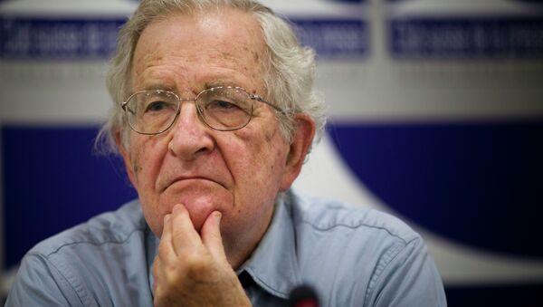 Noam Chomsky - Sputnik Việt Nam