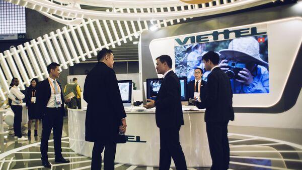 Viettel mang 8 sản phẩm đến triển lãm Mobile World Congress tại Tây Ban Nha - Sputnik Việt Nam