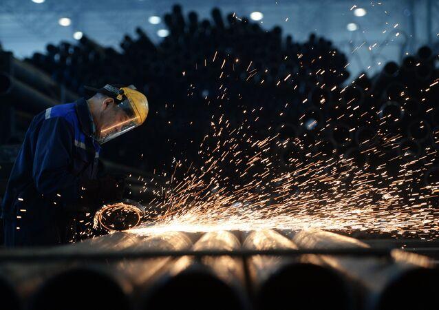 Ngành công nghiệp thép