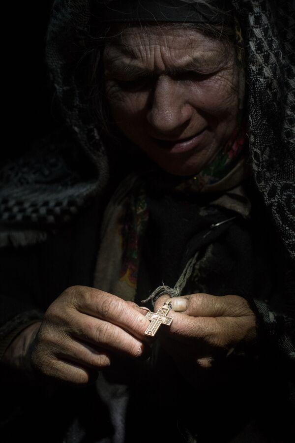 Nữ tu ẩn dật Siberia Agafya Lykova - Sputnik Việt Nam