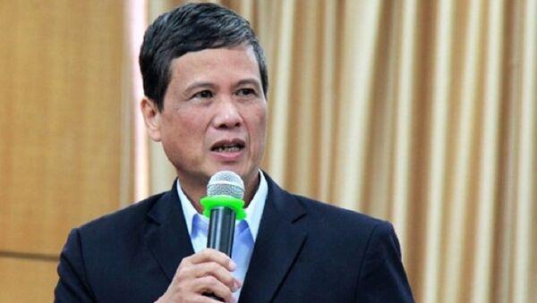 PGS.TS Phan Quang Thế - Sputnik Việt Nam