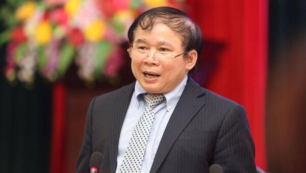 GS. Bùi Văn Ga, Phó Chủ tịch Hội đồng chức danh giáo sư nhà nước - Sputnik Việt Nam