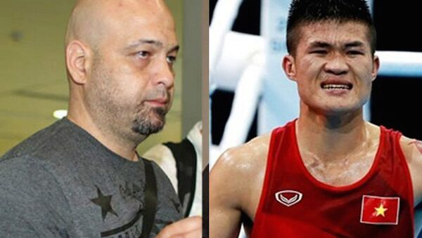 Võ sư Flores sẵn sàng giao lưu với VĐV Boxing, Trương Đình Hoàng - Sputnik Việt Nam