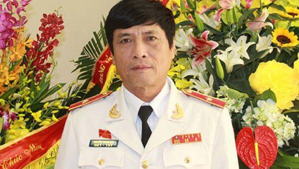 Thiếu tướng Nguyễn Thanh Hóa, nguyên cục trưởng Cục Cảnh sát phòng chống tội phạm công nghệ - Sputnik Việt Nam