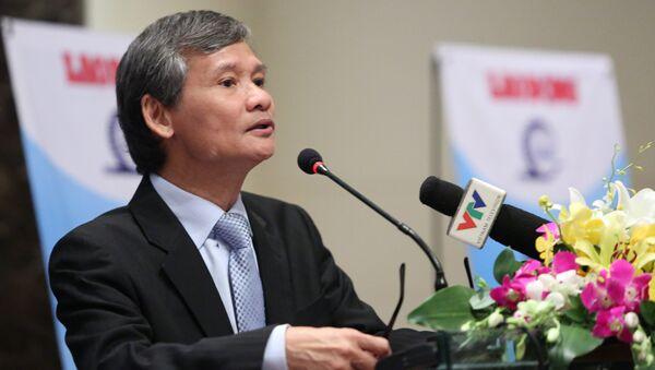 Ông Trương Văn Phước - Sputnik Việt Nam