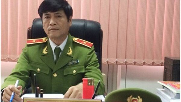 Sức nóng vụ bắt giữ tướng Nguyễn Thanh Hóa là cực lớn - Sputnik Việt Nam