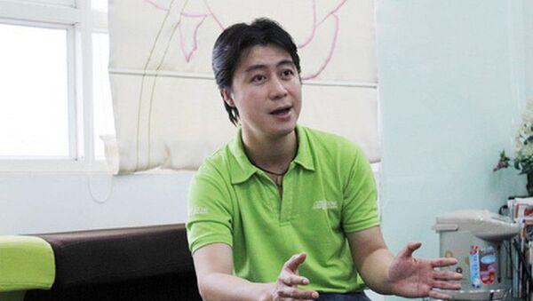 Ông Phan Sào Nam thời điểm còn công tác tại VTC Online - Sputnik Việt Nam