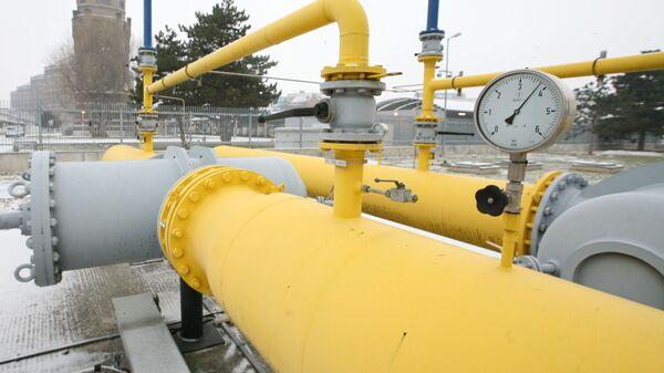 đường ống dẫn khí Áo - Sputnik Việt Nam