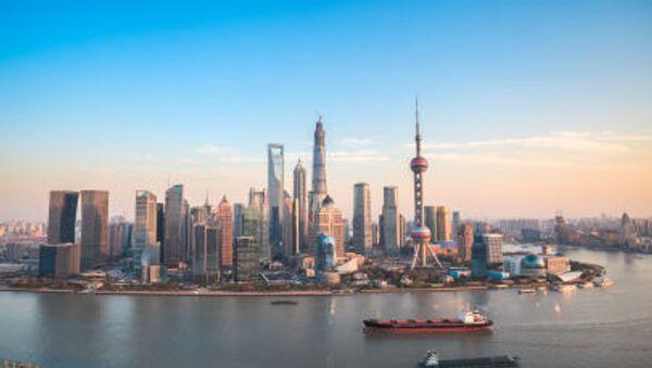 Phong cảnh Thượng Hải - Sputnik Việt Nam
