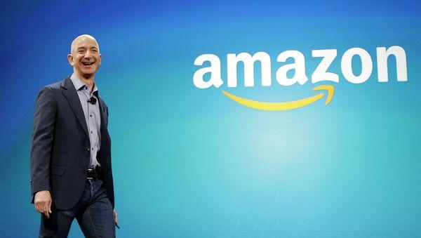 Amazon CEO Jeff Bezos - Sputnik Việt Nam