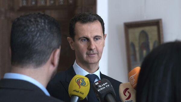 Baschar al-Assad - Sputnik Việt Nam
