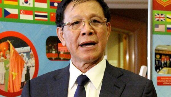 Trung tướng Phan Văn Vĩnh - Sputnik Việt Nam