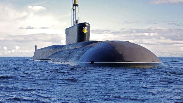 """tàu ngầm hạt nhân đề án """"Borey"""" - Sputnik Việt Nam"""