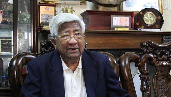 Nguyên Chủ tịch UB Trung ương MTTQ Việt Nam Phạm Thế Duyệt: Anh Khải là vị Thủ tướng trầm tĩnh, chắc chắn mà quyết liệt - Sputnik Việt Nam