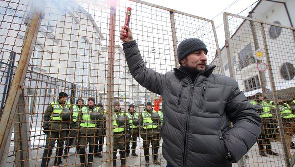 На Украине россиян не пускают на избирательные участки - Sputnik Việt Nam