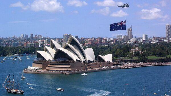 Australia Day, Sydney Harbour - Sputnik Việt Nam