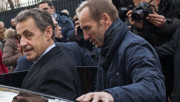 Cựu Tổng thống Pháp Nicolas Sarkozy - Sputnik Việt Nam