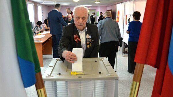 cuộc bầu cử tổng thống ở Nga - Sputnik Việt Nam